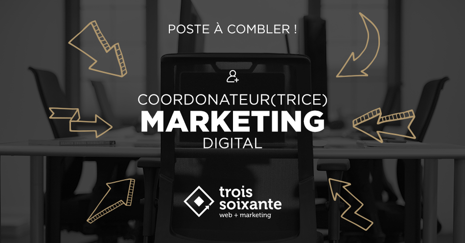 Coordonateur(trice) Marketing Digital